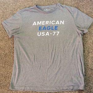 Men's American eagle tshirt xl